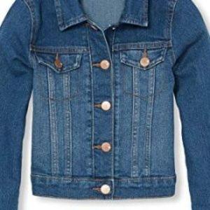 Other - Girls Childrens Place denim jean jacket